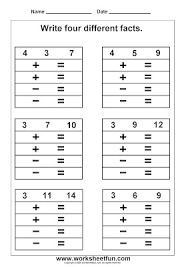 59 best go math chapter 4 images on pinterest fact families