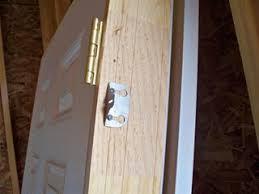 Hang Exterior Door Simple Prehung Interior Doors And Door Hanging Tips From