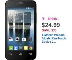 best deals on cell phones on black friday t mobile prepaid alcatel onetouch evolve 2 no contract cell