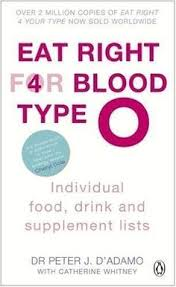 eat right for your blood type what makes a u0027type o u0027 an