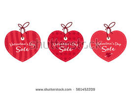 valentines sale s day sale banners free vector stock