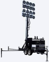 Portable Sports Field Stadium Lighting Soccer Football Baseball
