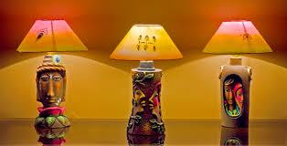 lamps and lamp shades artistic lamp shades alochhaya lamps