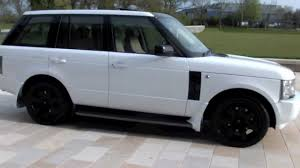 land rover vogue land rover range rover vogue v8 mov youtube