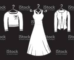 sketches of dresses stock vector art 689241100 istock