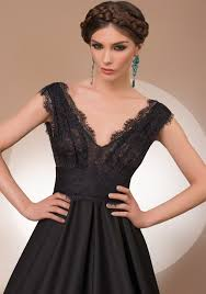 my secret world a line black luxury evening dress 2016 my secret
