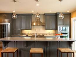 kitchen room 2017 dark kitchen cabis and white island dpxs
