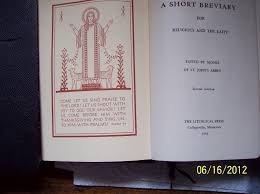 monastic breviary coffee and canticles breviary history 3 the league of the