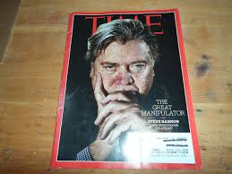 time magazine february 13 2017 steve bannon the great