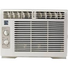 slider window air conditioner kenmore 87050 5 000 btu 115v window mini compact air