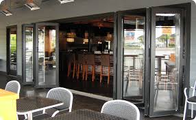 Patio Bi Folding Doors by Exterior Bifold Doors