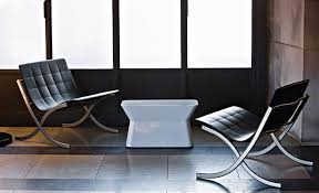The Barcelona Chair An Update On The Barceloneta The Modern Indoor Outdoor Version