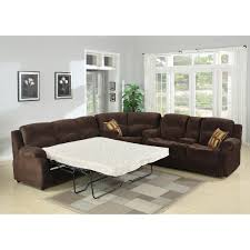 furniture minimalist sectional sleeper sofa queen with rich
