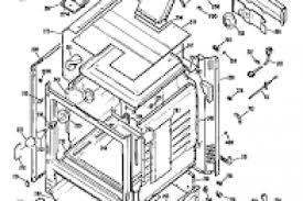 ge profile gas range wiring diagram wiring diagram