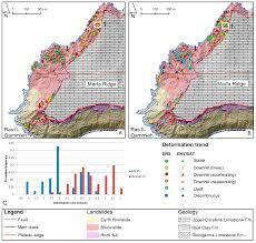 Illinois Mine Subsidence Map by Remote Sensing Free Full Text Advanced Sar Interferometric