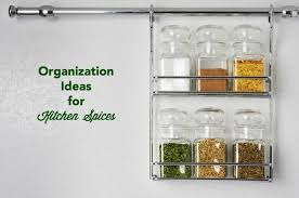 7 organization ideas for your kitchen spices u2013 diamond candles blog