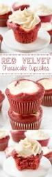 red velvet cheesecake cupcakes recipe red velvet cheesecake