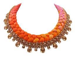 orange statement necklace images Statement necklace jolita jewellery page 30 jpg