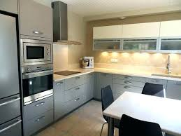 meuble cuisine a poser sur plan de travail meuble cuisine a poser sur plan de travail comment poser un plan