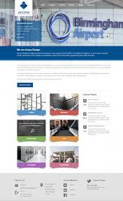 new access design website access design