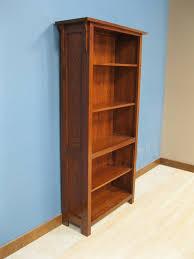 quarter sawn white oak mission bookcase 50 3672 13 u2013 early