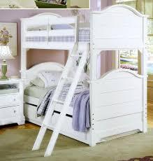 vaughan basset furniture cottage bunk bed with ladder optional