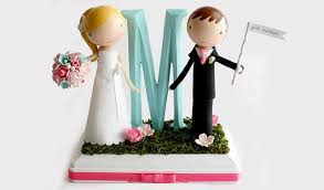 where to buy cake toppers wedding cake toppers buy or diy options