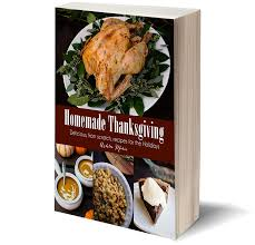 thanksgiving cookbook ashlee