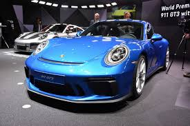 porsche gt3 colors porsche s 911 gt3 touring is all the fierce with less of the flash