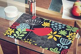 large plastic table mats nish dining table mats acrylic nish india s largest online