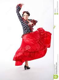 female spanish flamenco dancer stock photo image 44030128