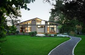 green home designs lindal homes reinventing the a frame as a modern green home