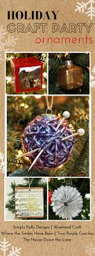 how to make a yarn ornament two methods