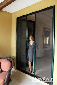 Magnetic Fly Screen For French Doors by French Door Designs Patio Hinged Patio Door Double Insect Screen