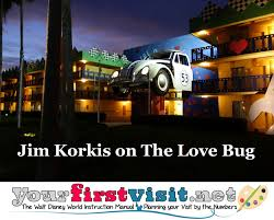 a friday visit with jim korkis the love bug yourfirstvisit net