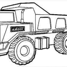 tonka truck free coloring pages on art coloring pages