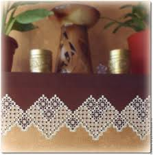 buy lace edging for shelves embroidery the decor of the furniture