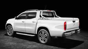 mercedes pick up yes there s a mercedes pickup truck here s why