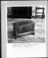 Gothic Furniture For Sale by Chests And Trunks Of The Middle Ages And Renaissance