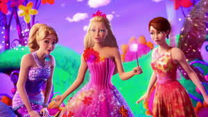 movie trailer barbie secret door 2014