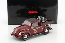 red volkswagen beetle volkswagen vw beetle beutler flatbed truck porsche service dark