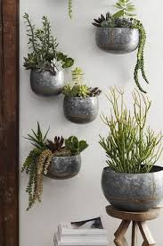 Wall Plant Holders Best 25 Wall Planters Ideas On Pinterest Natural Framed Art