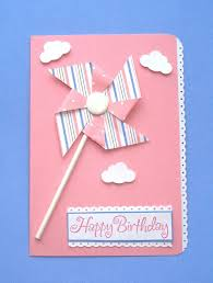 handmade craft ideas handmade birthday card 227x300 few famous