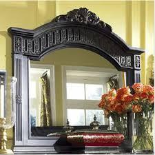 britannia rose bedroom set millennium dresser mirrors britannia rose b651 36 mirror from