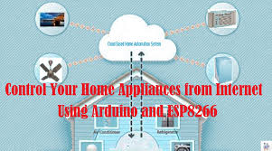 Home Internet by How To Control Home Appliance From Internet Using Arduino And