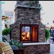 Outdoor Grill And Fireplace Designs - hoing fireplace project double glass doors fireplace design and
