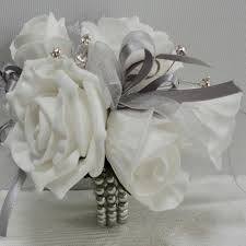 Wedding Wrist Corsage The Floral Touch Uk Com Wrist Corsages Prom Corsage Wrist