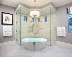 Standing Shower Bathroom Design Standing Shower Ideas Houzz