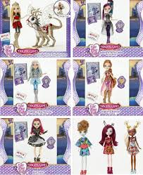 after high dolls names after high with new characters mira shards