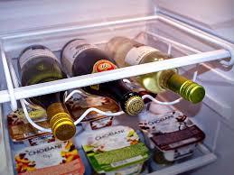 sorbus wine rack stand sorbus fridge wine rack maximizes fridge storage space getdatgadget